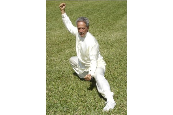 tai chi footwork